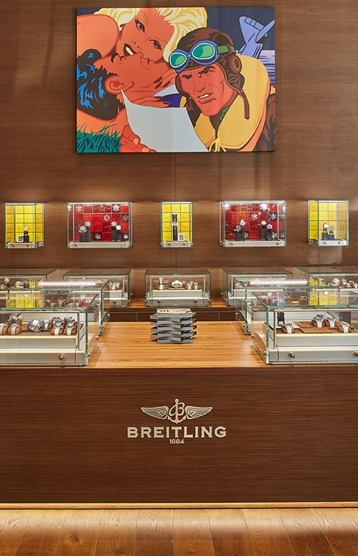 breitling sydney new office