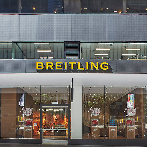 new retail store and office breitling sydney