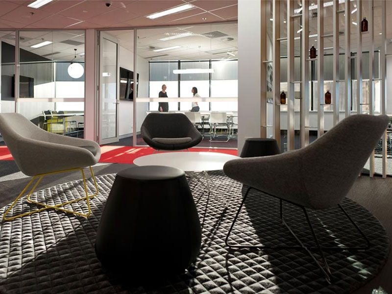 Project Control Group Office Fitout Image